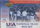 2005 Upper Deck Team USA Baseball Factory Set (Box)