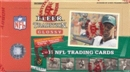 2001 Fleer Tradition Glossy Football Hobby Box