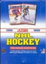 1990/91 Score Canadian Hockey Wax Box