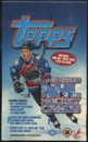 1999/00 Topps Hockey Hobby Box