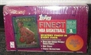 1995/96 Topps Finest Series 1 Basketball Hobby Box