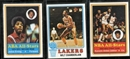 1973/74 Topps Basketball Complete Set (NM-MT) + 27 Team Stickers