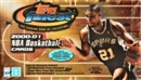 2000/01 Topps Finest Basketball Hobby Box