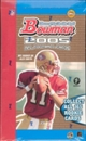 2005 Bowman First Edition Football Hobby Box