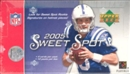 2005 Upper Deck Sweet Spot Football Hobby Box