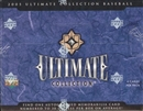 2005 Upper Deck Ultimate Collection Baseball Hobby Box