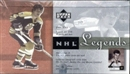 2001/02 Upper Deck Legends Hockey Hobby Box
