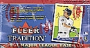 2002 Fleer Tradition Baseball Hobby Box
