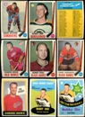 1969/70 O-Pee-Chee Hockey Complete Set (EX-MT)