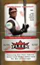 2006 Fleer Baseball Hobby Box