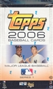 2006 Topps Series 1 Baseball Hobby Box