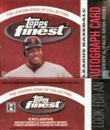 2006 Topps Finest Baseball Hobby Box