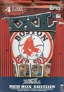 2005 Topps XXL Boston Red Sox Edition Baseball Hobby Box