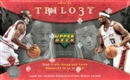 2005/06 Upper Deck Trilogy Basketball Hobby Box