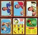 1966 Topps Football Complete Set (VG-EX)