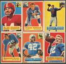 1956 Topps Football Complete Set (EX) (Includes Checklist)
