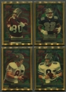 1995 Topps Football Finest Landmark Series 1 Complete Set