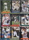 1994 Pinnacle Baseball Tribute Complete Set