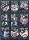 1994 Score Baseball The Cycle Partial Set