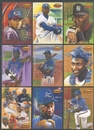 1994 Ted Williams Baseball Dan Gardiner Collection Complete Set