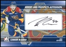 2013-14 ITG Heroes and Prospects Autographs #ACM Connor McDavid