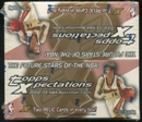 2002/03 Topps Xpectations Basketball Retail Box