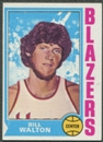1974/75 Topps Basketball Partial Set (VG-EX)
