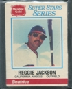 1986 Meadow Gold Super Stars Series Baseball Set