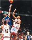 Image for  Michael Dickerson Autographed Arizona Wildcats 8x10 Photo