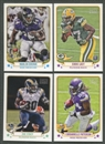 2013 Topps Magic Football Complete Set W/ SP's