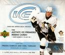 2005/06 Upper Deck Ice Hockey Hobby 16-Box Case- DACW Live 30 Team Random Break