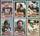 1980 Topps Football Partial Set (NM-MT) (No Simms Rookie)