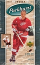2005/06 Upper Deck Parkhurst Hockey Hobby Box