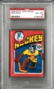 1976/77 O-Pee-Chee WHA Hockey Wax Pack PSA 8 (NM-MT) *4739