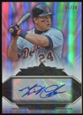 2014 Topps Tribute Tribute to the Stars Autographs #TSAMC Miguel Cabrera 5/24