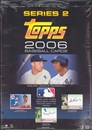 2006 Topps Series 2 Baseball Rack Box