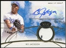 2014 Topps Tier One Autograph Relics #TOARBJ Bo Jackson 1/99
