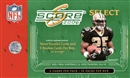 2006 Score Select Football Hobby Box