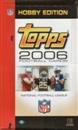 2006 Topps Football Hobby Box
