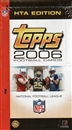 2006 Topps Football Jumbo Box