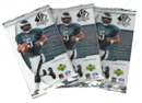 2005 Upper Deck SP Authentic Football Base Set (NM-MT)
