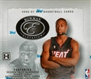 2006/07 Bowman Elevation Basketball Hobby Box