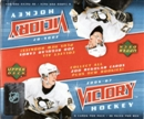 2006/07 Upper Deck Victory Hockey Hobby Box