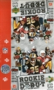 2006 Upper Deck Rookie Debut Football Hobby Box