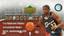 2006/07 Upper Deck Hardcourt Basketball Hobby Box