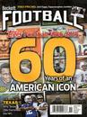 2015 Beckett Football Monthly Price Guide (#298 November) (60 Years of an American icon)