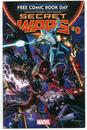 Image for  Secret Wars #0 2015 Free Comic Book Day Exclusive