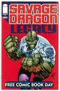 Image for  Savage Dragon Legacy 2015 Free Comic Book Day Exclusive