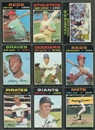 1971 Topps Baseball Complete Set (VG-EX condition)