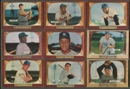 1955 Bowman Baseball Complete Set (EX-MT / NM condition)
